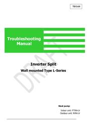 Daikin FTXN-LV Manuals