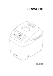 Kenwood BM230 Instruction Manual