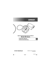 Omron m2 compact manuals.
