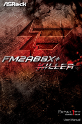 ASROCK FATAL1TY FM2A88X+ KILLER AMD COOLNQUIET DRIVERS DOWNLOAD