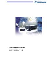 teltonika t box gps 800 manuals rh manualslib com Online User Guide Quick Reference Guide