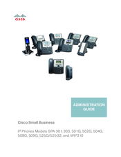 Cisco SPA 303 Series Administration Manual
