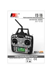FLY SKY FS-T6 INSTRUCTION MANUAL Pdf Download