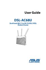 ASUS DSL-AC68U USER MANUAL Pdf Download