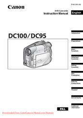 canon dc95 manuals rh manualslib com