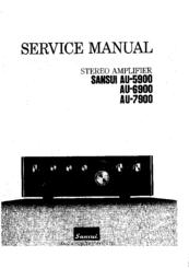 sansui au 6900 manuals rh manualslib com Sansui 2000 Sansui 5000