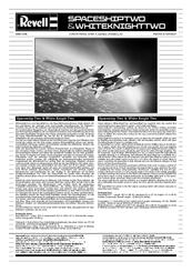 Revell F-89 D/J SCORPION Manuals