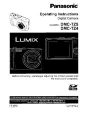 panasonic lumix dmc tz5 manuals rh manualslib com panasonic lumix dmc tz5 user manual pdf Panasonic Dmc- Tz61