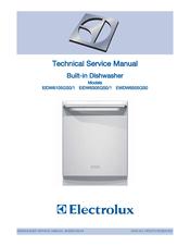 electrolux eidw6105gs0 technical service manual pdf download rh manualslib com Electrolux Frt21il4fw4 Electrolux Dishwasher SN Th22592932