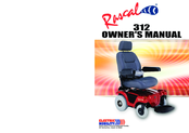 Electric Mobility Rascal 312 Manuals on