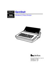 verifone gemstall ruby supersystem manuals rh manualslib com VeriFone Topaz Verifone Ruby Ci