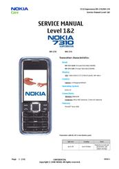 Nokia 500 rm-750 l1l2 v1. 0 service manual download, schematics.