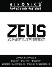 Hifonics Zeus ZRX3200.1D User Manual  sc 1 st  ManualsLib : hifonics wiring diagram - yogabreezes.com