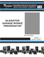 [SCHEMATICS_4ER]  GLADIATOR GARAGE WORKS FREEZERATOR GAFZ21XXMK SERIES SERVICE MANUAL Pdf  Download   ManualsLib   Gladiator Refrigerator Wiring Diagram      ManualsLib