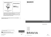 sony bravia 55 wall mount instructions