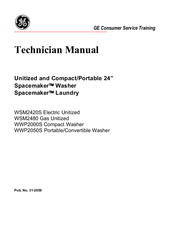 ge spacemaker xl1800 manual pdf