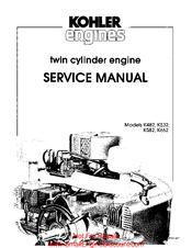 Kohler K321 Engine