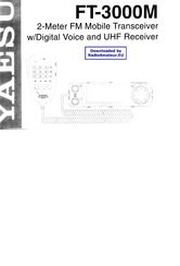 yaesu ft 3000m manuals rh manualslib com User Guide Icon User Manual Template
