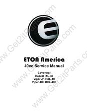【New】 Carburetor Assembly for E-TON Rascal 40 Viper Jr 40E IXL40 RXL40E Electric