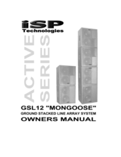 isp technologies gsl12 mongoose manuals rh manualslib com mongoose scooter owners manual mongoose xr 250 owners manual