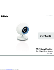 D-Link DCS-800L User Manual