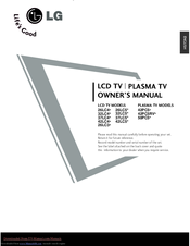 lg 42pc5rv series manuals rh manualslib com manual tv plasma lg 42pj350 manual plasma lg 50pt250b