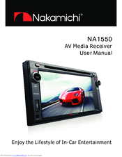 nakamichi na1550 user manual pdf download rh manualslib com Nakamichi Receiver Rack Mount Nakamichi Cassette Deck