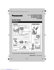 Panasonic KX-TG5633 Quick Manual