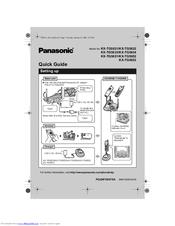 Panasonic KX-TG5633 Quick Manual