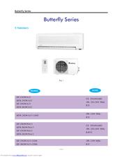 Gree Butterfly KF-26GW/A13 Manuals