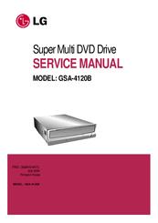 Lg gsa 4120b driver download.