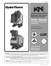 What is a hydrotherm boiler?