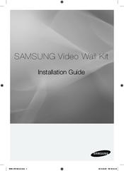 samsung video wall kit manuals rh manualslib com samsung video wall manual samsung world wide video manual