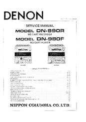 denon dn-sc2000 manual