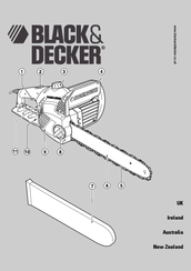 Black & Decker Chain Saw Manual
