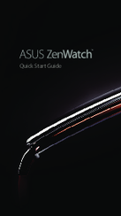 Asus ZenWatch Quick Start Manual