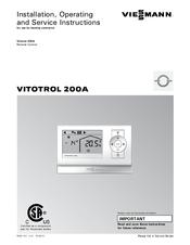 инструкция Vitotrol 200 - фото 2