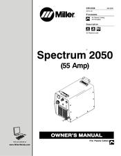 miller spectrum 2050 manuals rh manualslib com Miller Blue Star 2E Manual Miller Blue Star 2E Manual