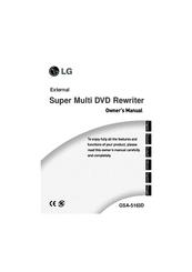 LG GSA-5160D DVD Drive Mac