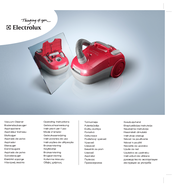 Electrolux vacuum cleaner User Manual