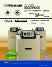 WEIL-MCLAIN ULTRA 3 SERIES USER MANUAL Pdf Download. on