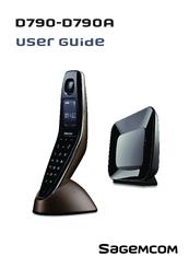 Sagemcom D790A Manuals