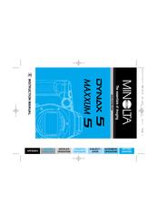minolta maxxum 5 manuals rh manualslib com minolta dynax 5 manual minolta dynax 5 manual pdf
