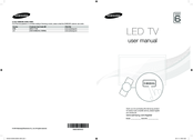 Samsung UE60F6300 User Manual