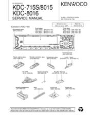 kenwood kdc 8016 manuals rh manualslib com Kenwood KDC Bt648u Kenwood KDC- 138
