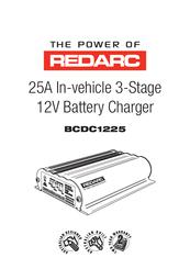 redarc bcdc1225 manuals rh manualslib com redarc bcdc1225 dual battery wiring diagram