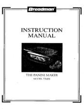 lumina bread maker manual pdf