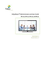 vidyo hd 100 manuals rh manualslib com vidyo portal user guide vidyo connect user guide