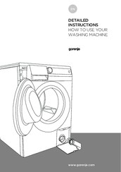 gorenje w7523 manuals rh manualslib com Kindle Fire User Guide Clip Art User Guide