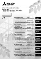 mitsubishi electric msz ge35va manuals rh manualslib com